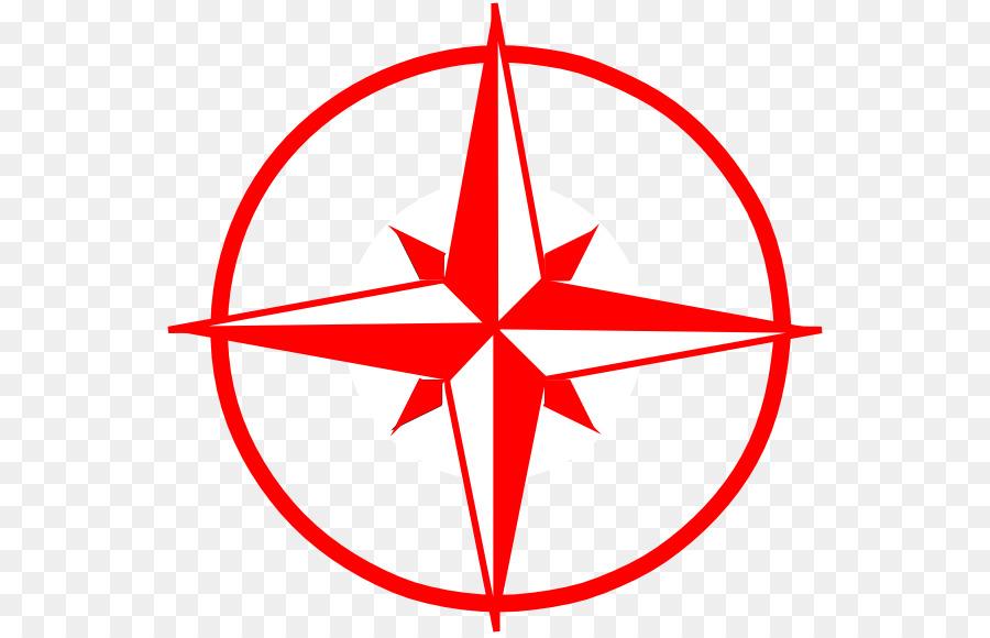 Utara, Mawar Kompas, Kompas gambar png.