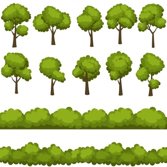 Tree Vectors, Photos and PSD files.