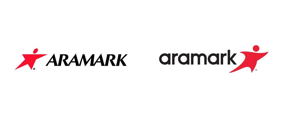 Brand New: New Logo for Aramark.