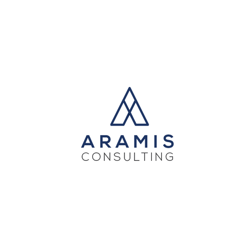 Erstellt ein minimalistisch modernes Logo für aramis consulting.