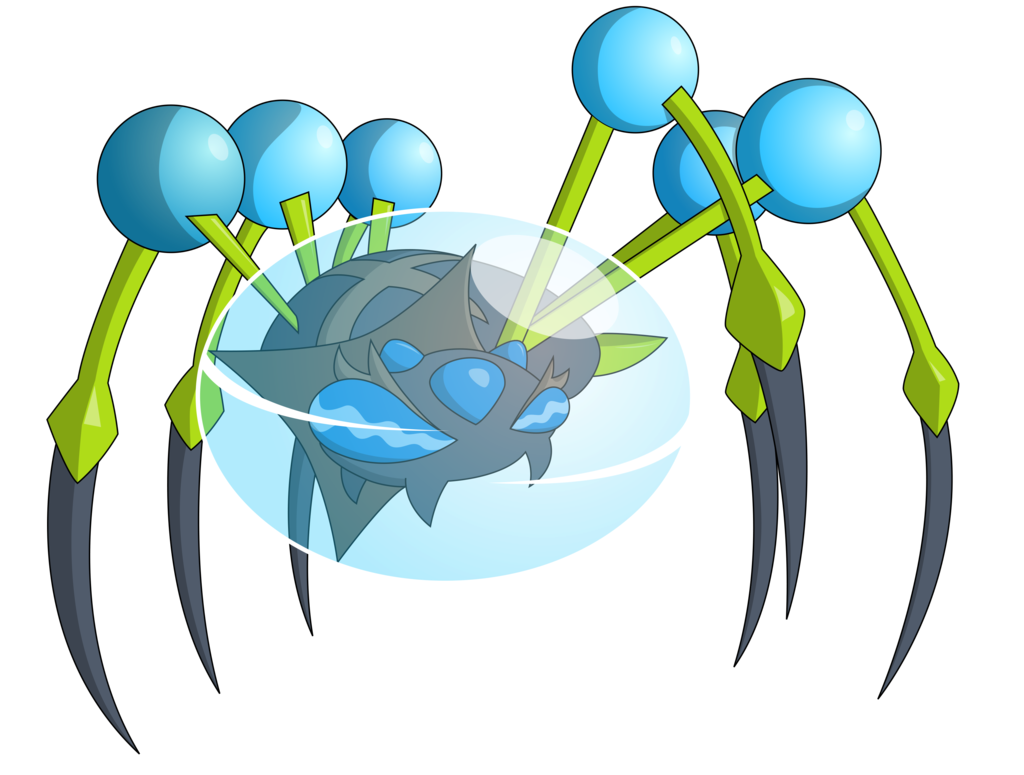 Araquanid By AwokenArts On DeviantArt #78913.