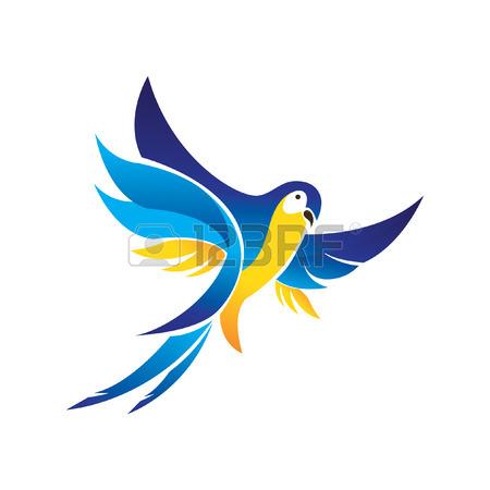 Arara Azul Royalty Free Cliparts, Vetores, E Ilustrações Stock.