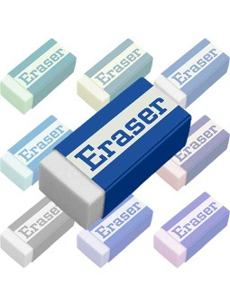 Erasers Clipart.