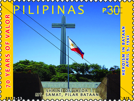 70th Anniversary of Valor (Araw ng Kagitingan Commemoration.