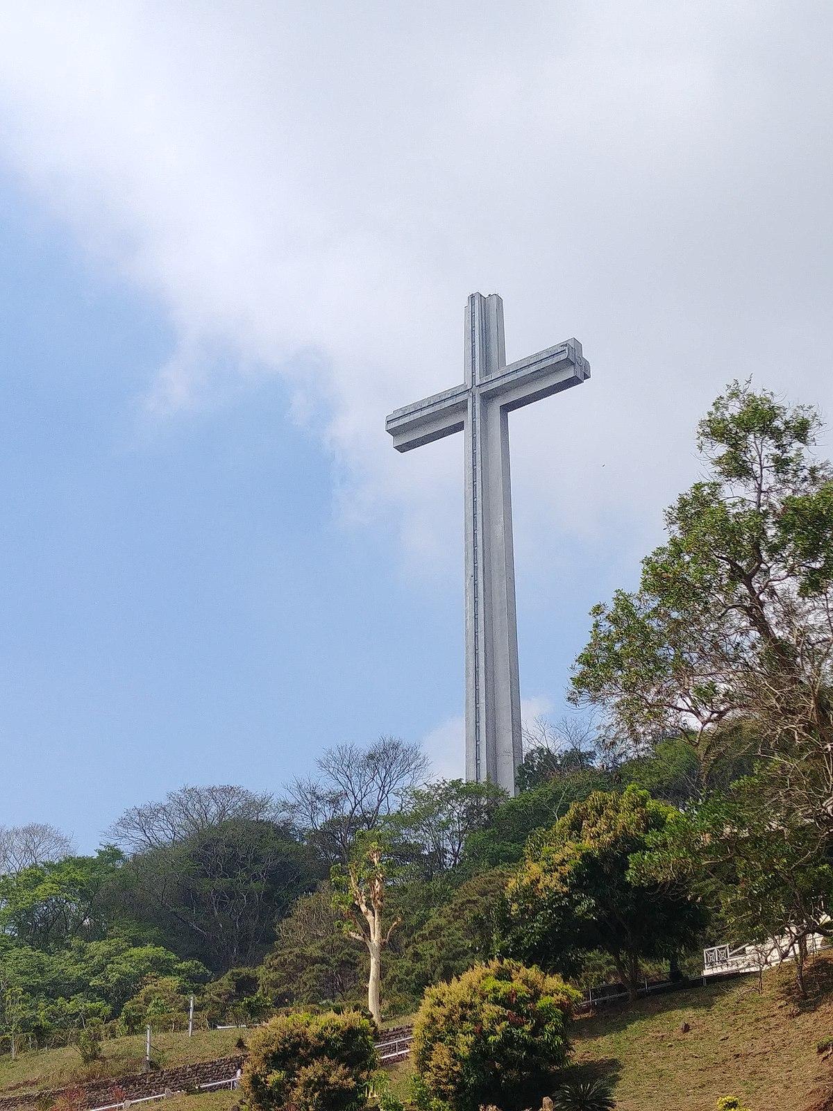 Mount Samat National Shrine.