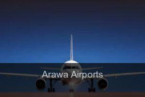 Arawa Airports.