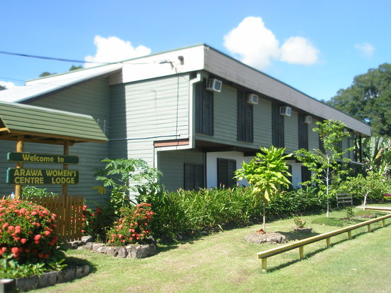 Great place to stay in Arawa Bougainville.