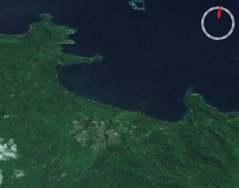 Arawa, Papua New Guinea.
