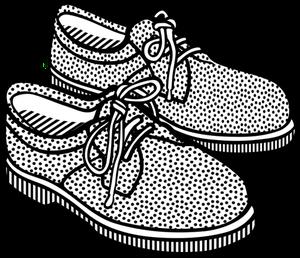 236 Schuhe kostenlose clipart.