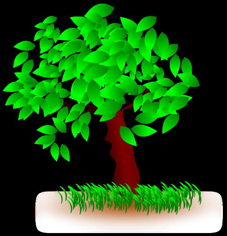 Free Clipart: Tree arbol.