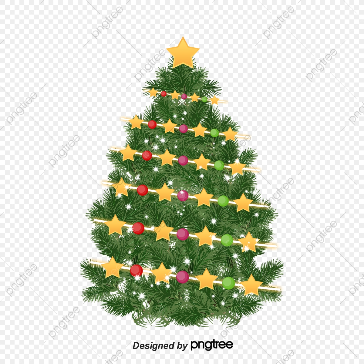Arbol De Navidad, Arbol De Navidad, Navidad, Los árboles Archivo PNG.