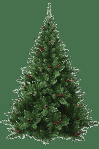 14 Árboles de navidad en formato PNG (transparente).