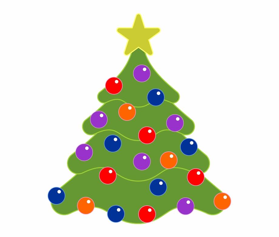 Árbol De Navidad, Recorte De Árbol, Decoración, Navidad.