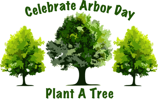 Plant a Tree for Arbor Day.