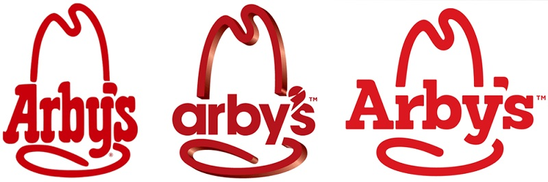 Arby\'s Logo Design History and Evolution.