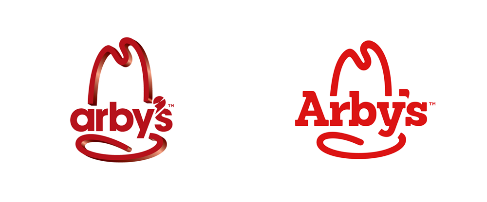 Brand New: New Logo for Arby's.