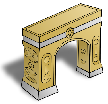 Free Arch Clipart.