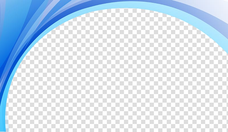 Blue and teal border, Sky Pattern, Arc blue gradient wavy.