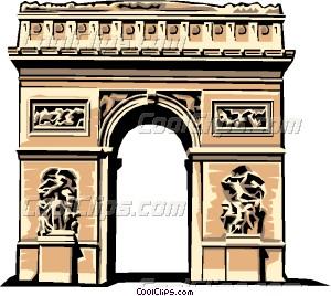 De Triomphe Clip Art.