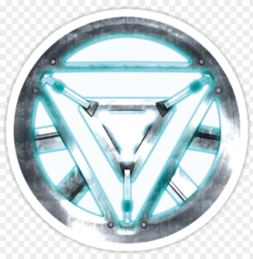 arc reactor vector download.