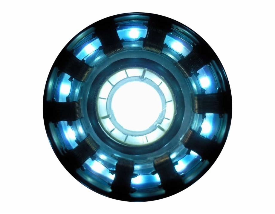 Reactor Arc Iron Man , Png Download.