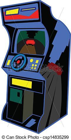 Arcade clipart free.