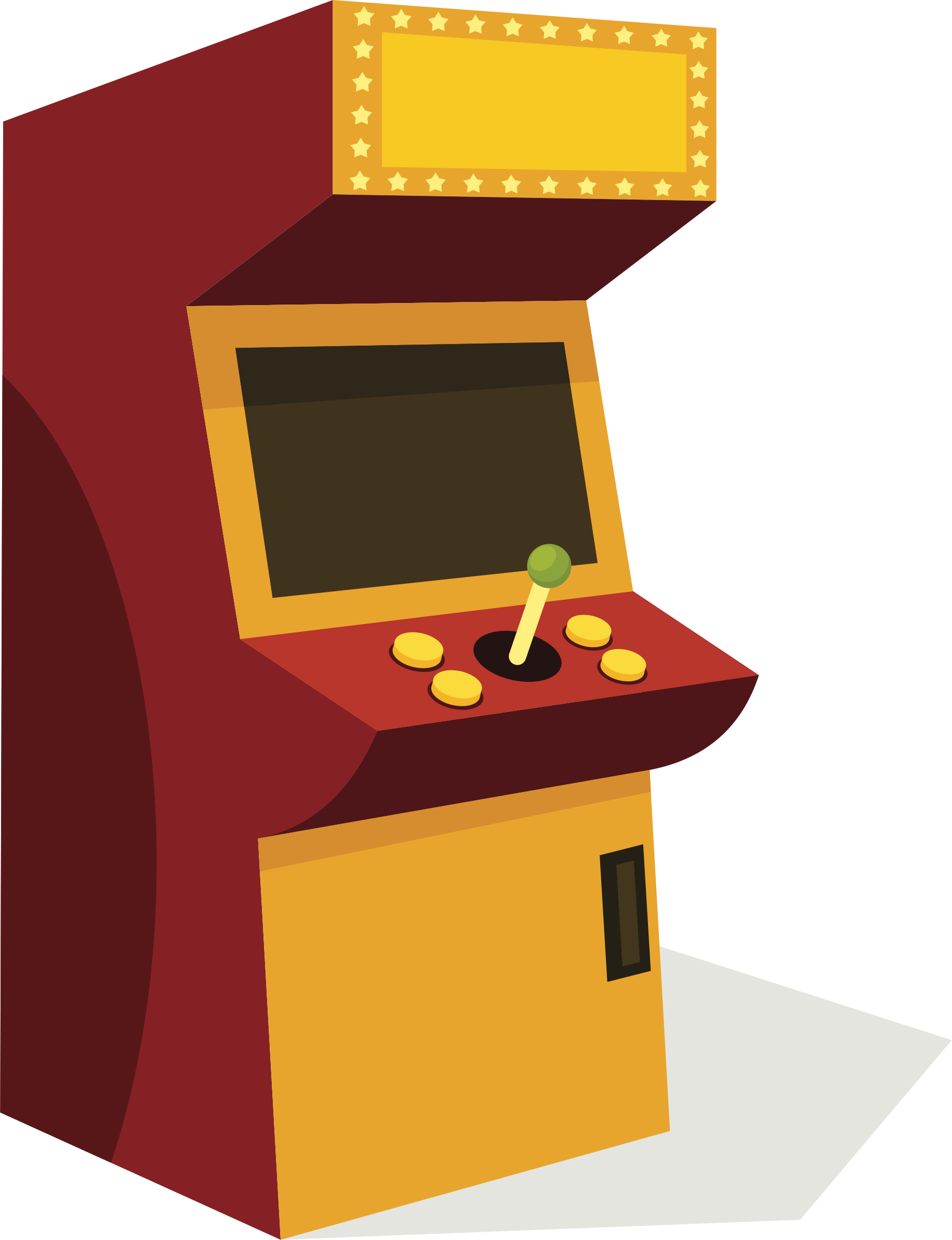 Joystick Clipart Arcade Arcade Machine Clipart.