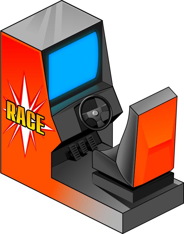 257 Arcade free clipart.