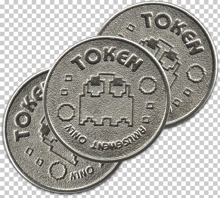 Plastic Token coin Arcade game Ticket, Spongebob Pineapple.