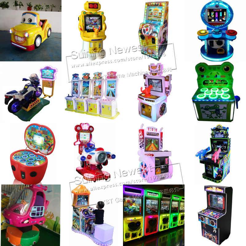 Kids Indoor Playground Fairground Amusement Park Token Coin.