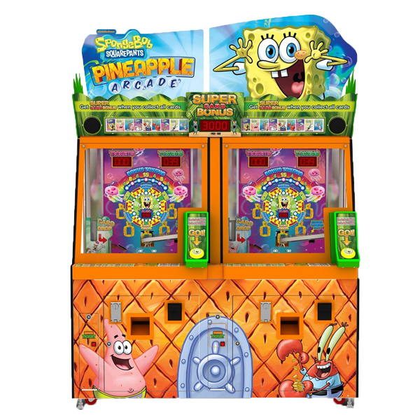 SpongeBob Pineapple Arcade.