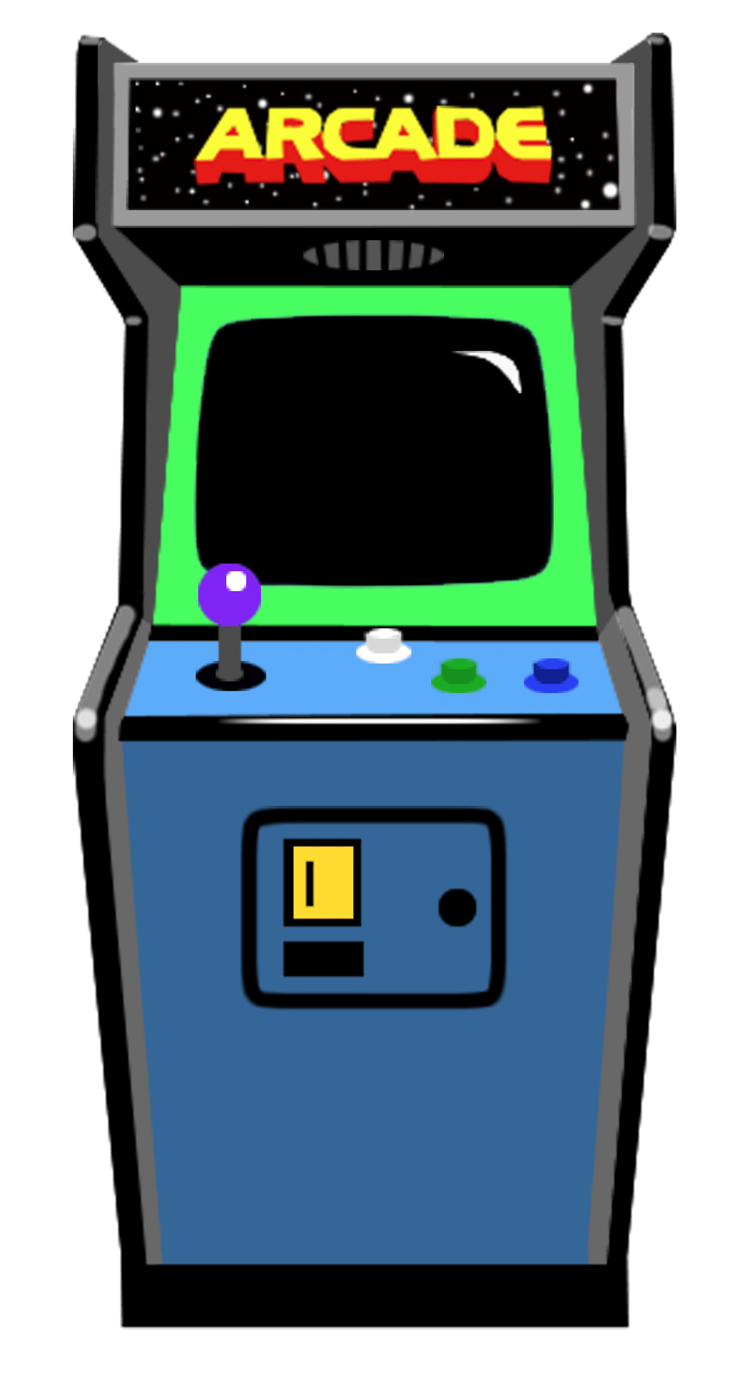 Image result for arcade game clipart.