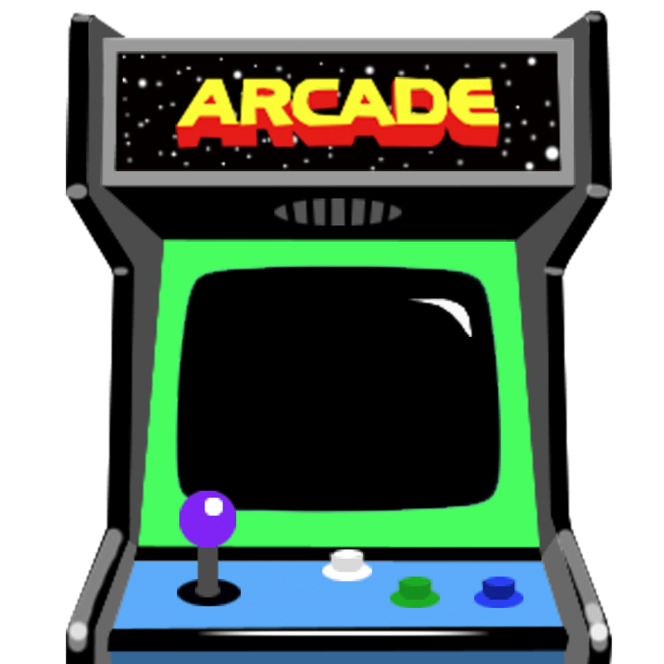 256 Arcade free clipart.