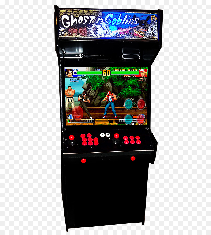 Arcade Cabinet Arcade Game png download.