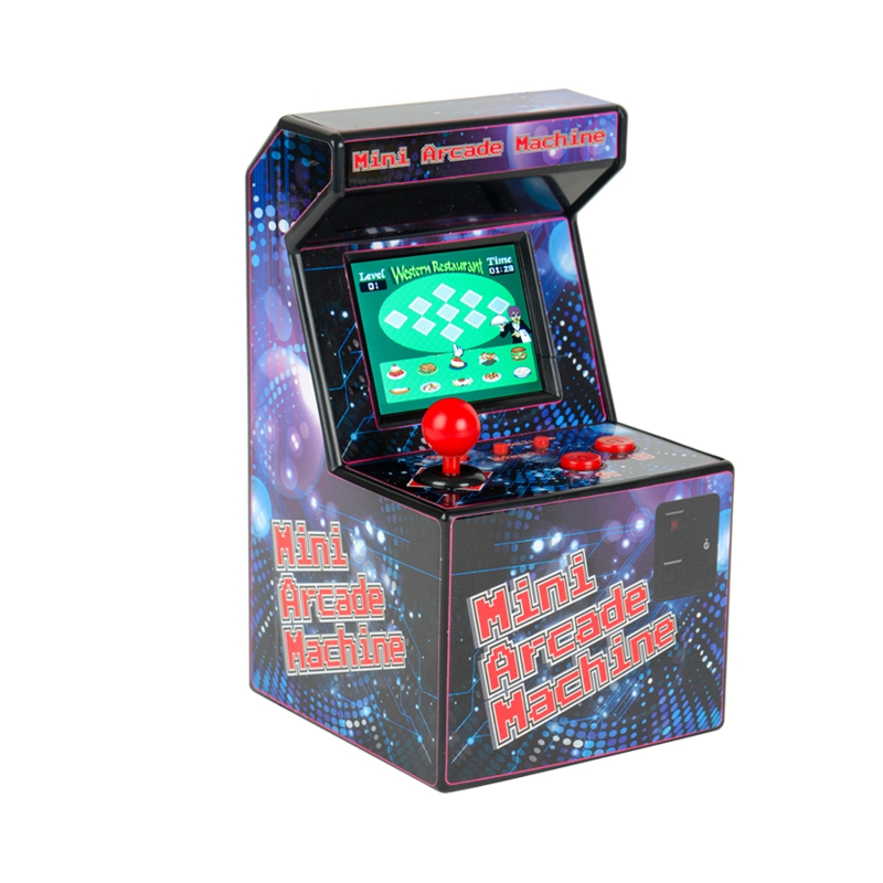 Mini Arcade Machine.