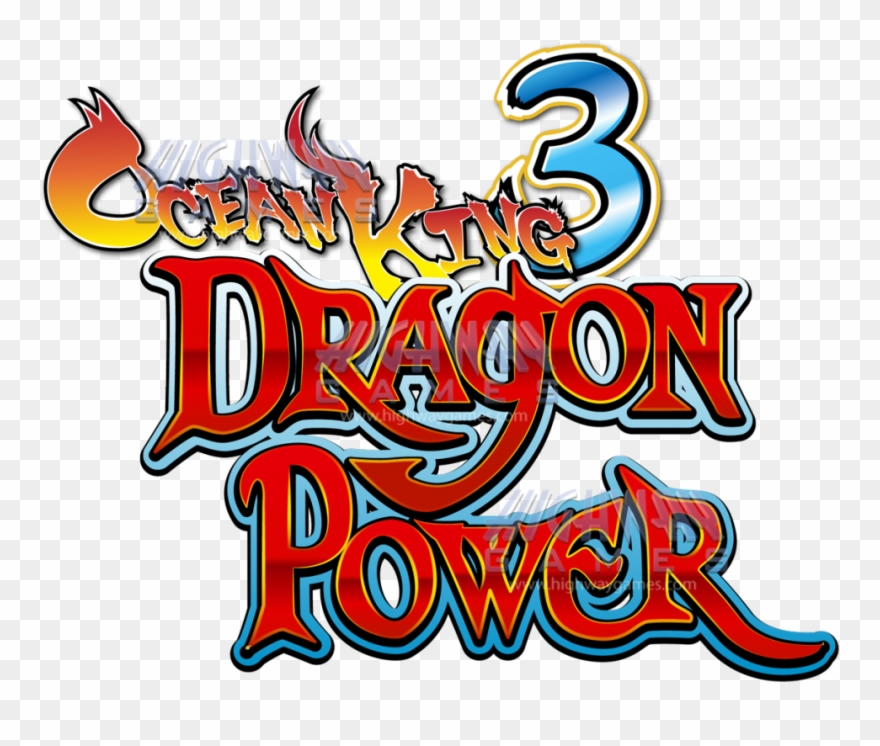 Clipart Library Stock Ocean Dragon Power Arcade Machine.