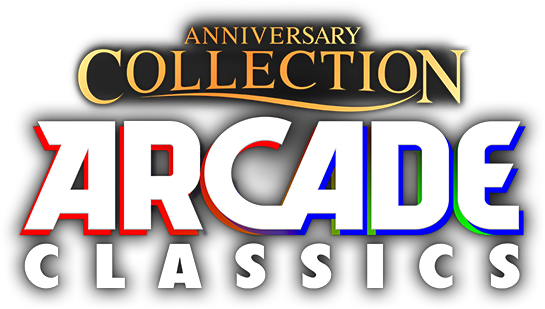 Arcade Classics Anniversary Collection.