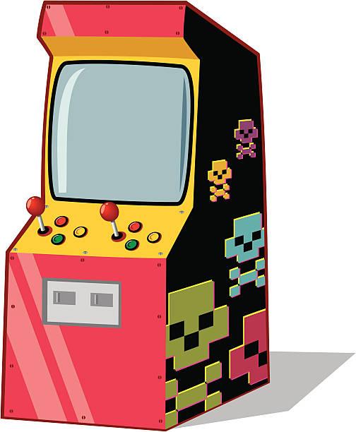 Arcade machine » Clipart Station.