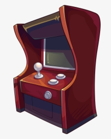 Arcade Machine PNG Images, Transparent Arcade Machine Image.