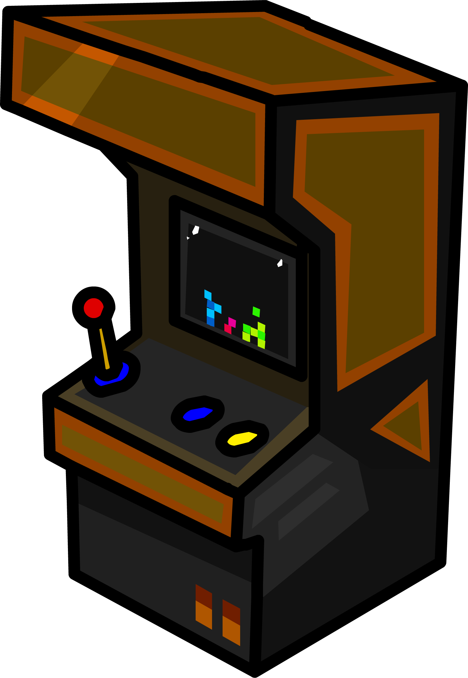HD Arcade Machine Png , Free Unlimited Download #1634522.