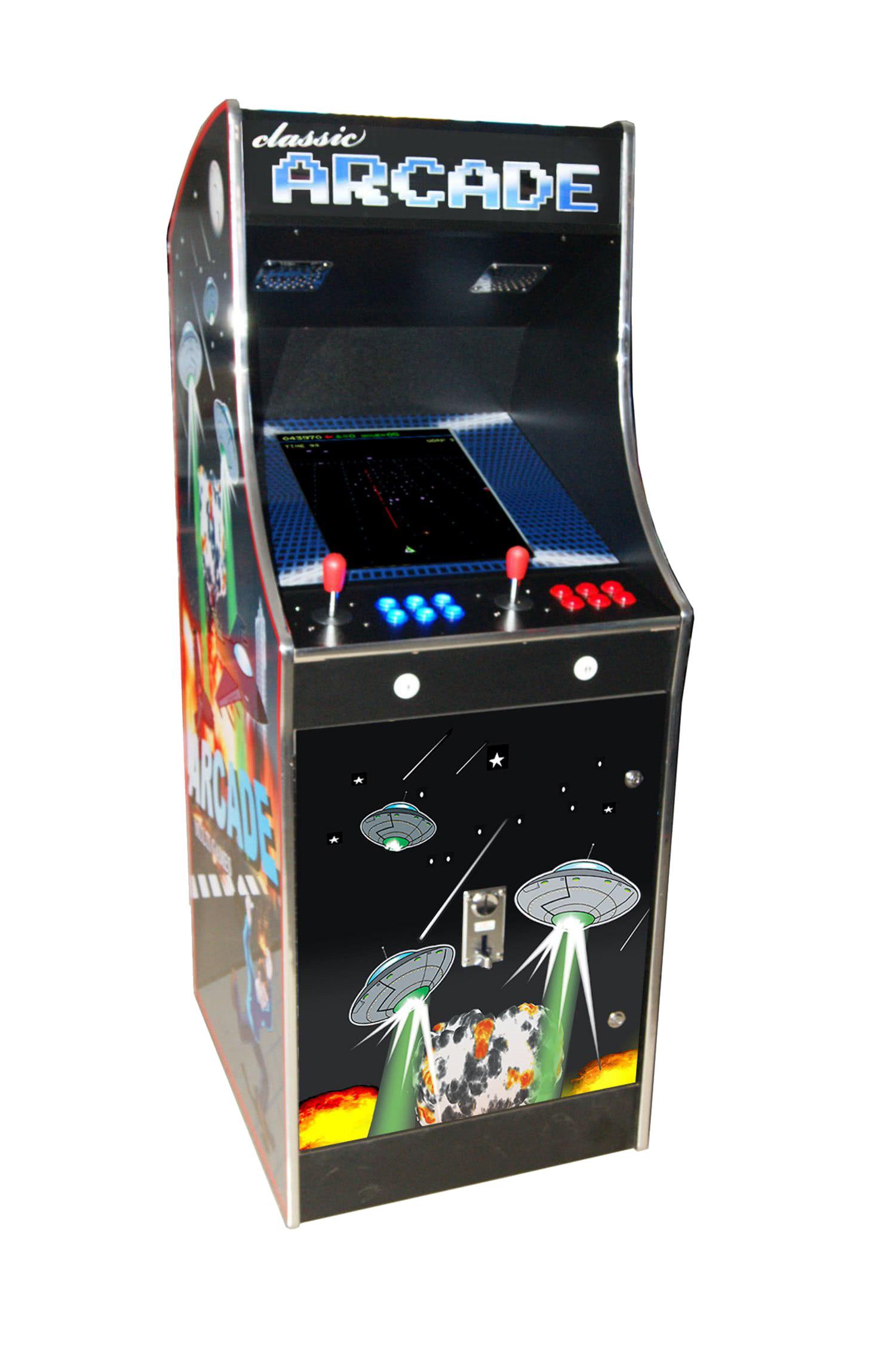 Arcade Machine PNG Image.