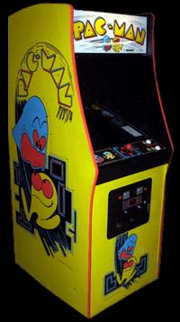 Pacman Arcade transparent PNG.