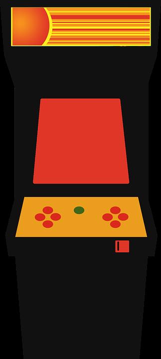 Video Game Arcade.