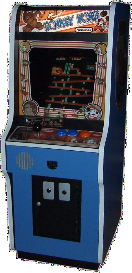 File:Donkey Kong arcade at the QuakeCon 2005.png.