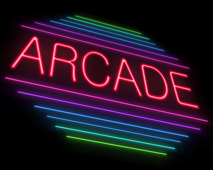 arcade machine clip