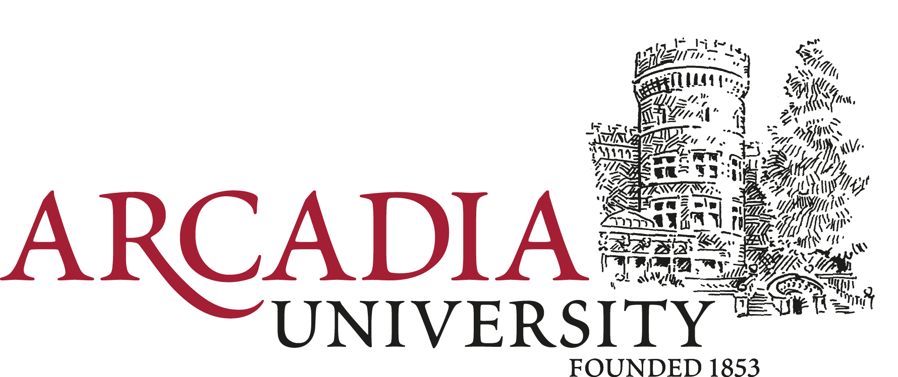 Arcadia University Logo [arcadia.edu] Download Vector.
