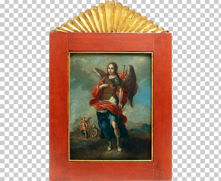 Mission San Rafael Arcángel Raphael Archangel Art Painting.
