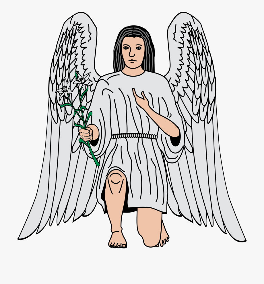 Angel Gabriel Png.