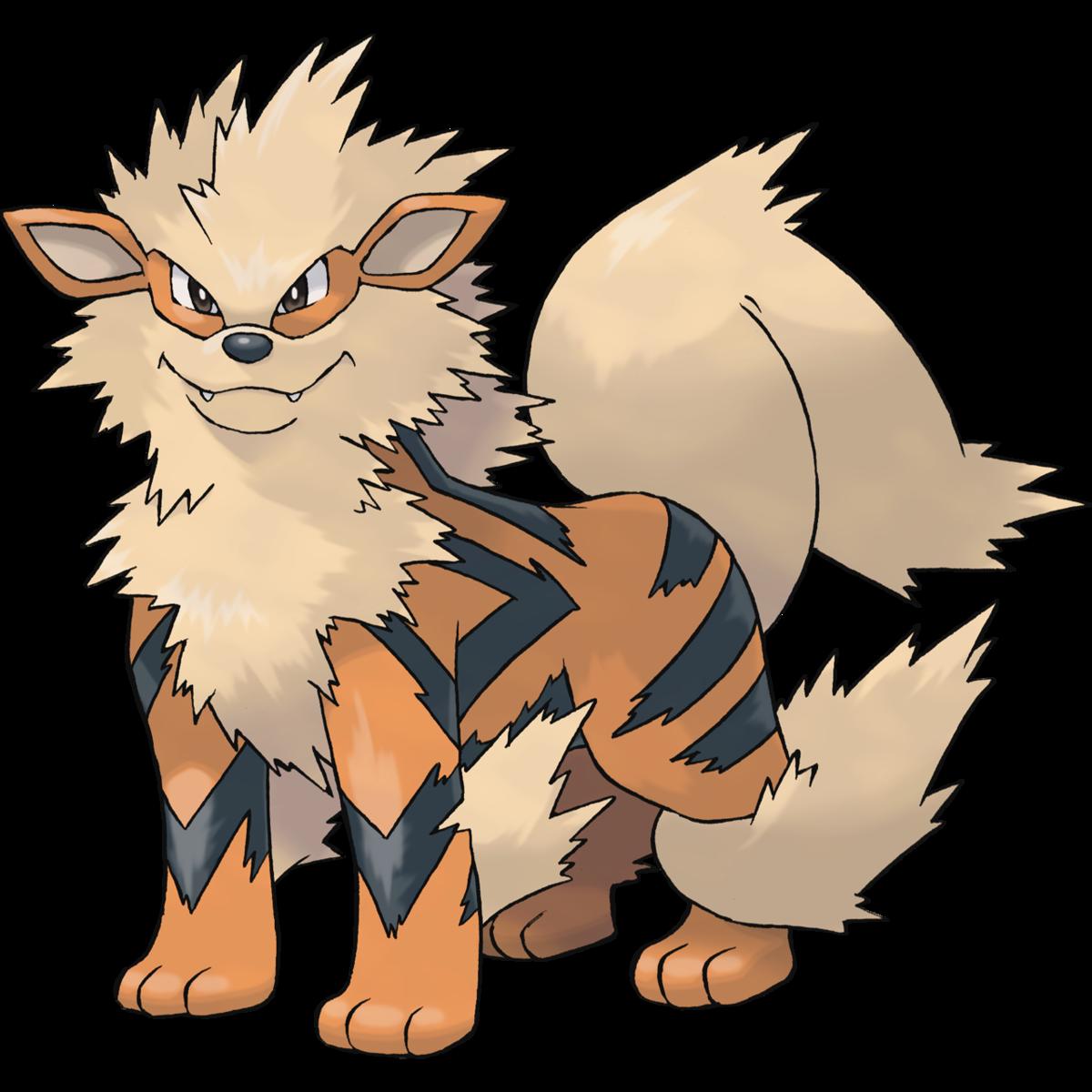 Arcanine (Pokémon).