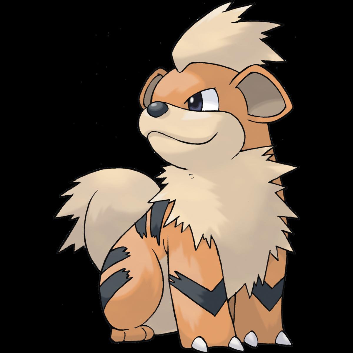 Growlithe (Pokémon).